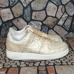 Nike Air Force 1 Low '07 LV8 'Golden Scales'